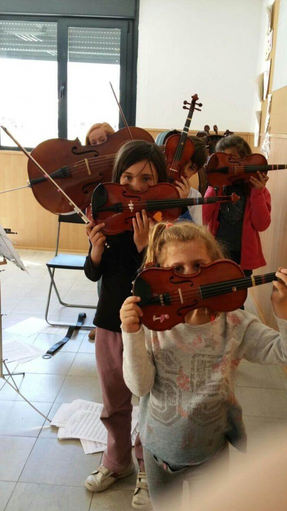 Método Suzuki violín
