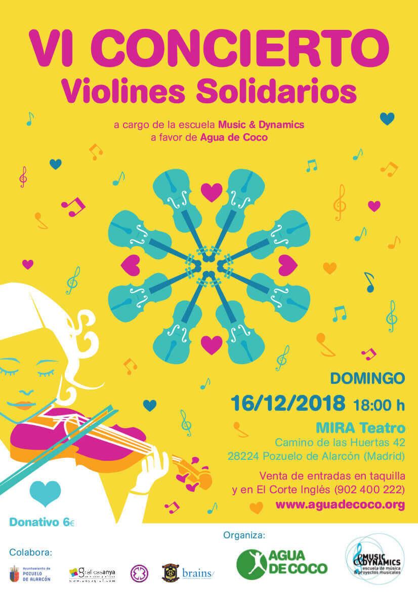 Violines solidarios