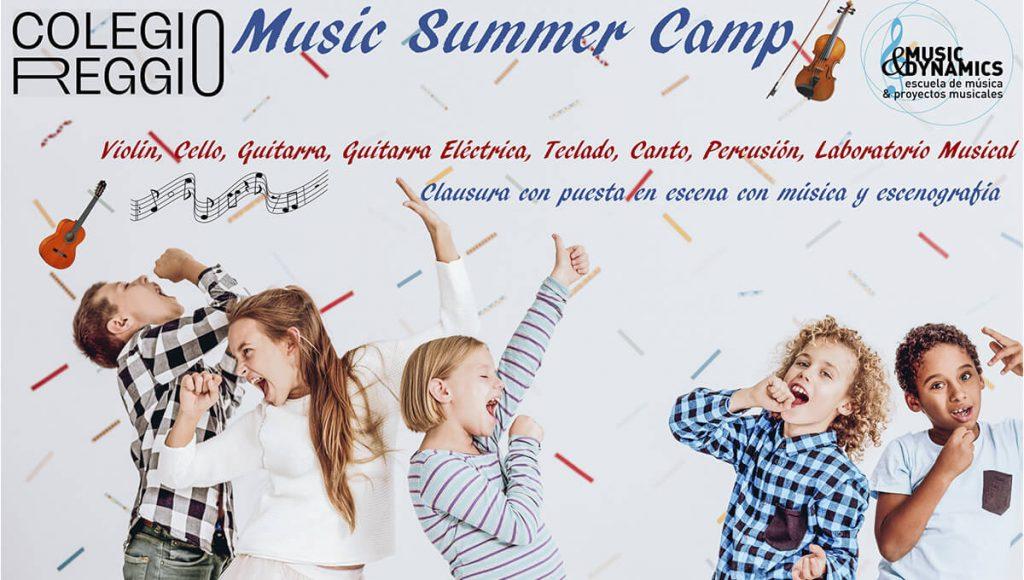 Summer camp Escuela Music&Dynamics