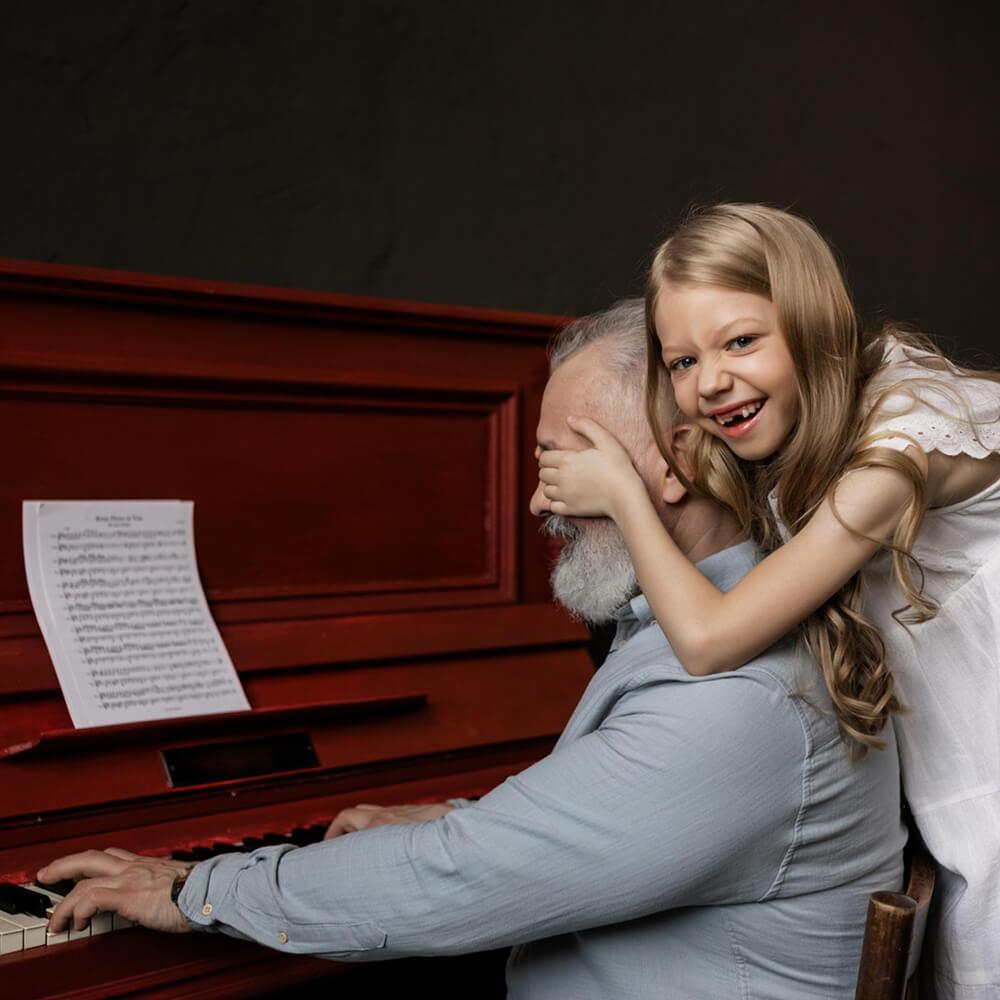 Escuela de música y proyectos musicales